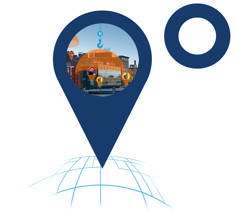 contextual data from location