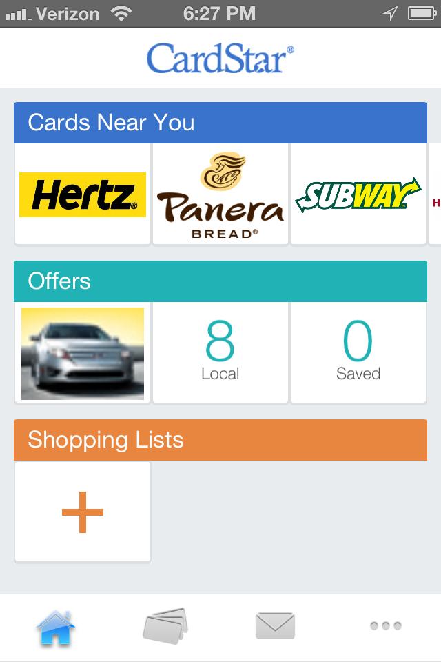 CardStar app integrates Skyhook Context Accelerator for optimized User Experience