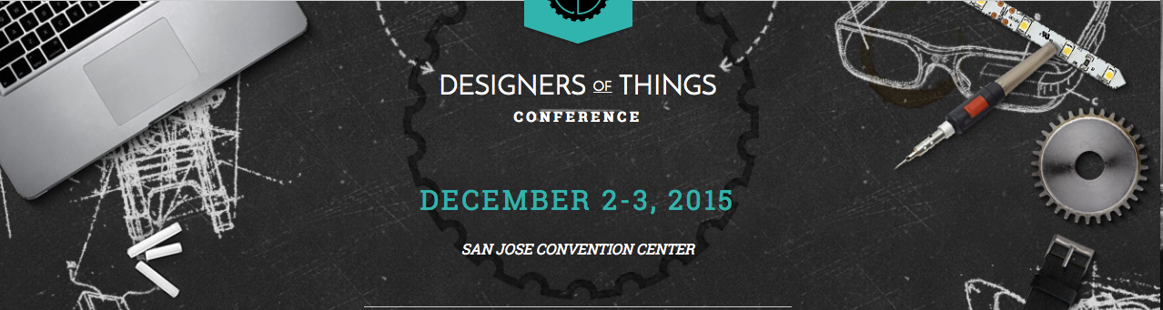 Designers of Things Conference